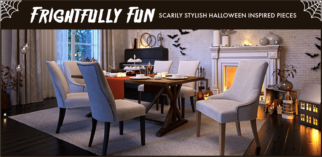 Halloween Furniture - Spooky and Stylish