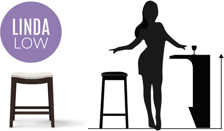 linda low - bar stool guide