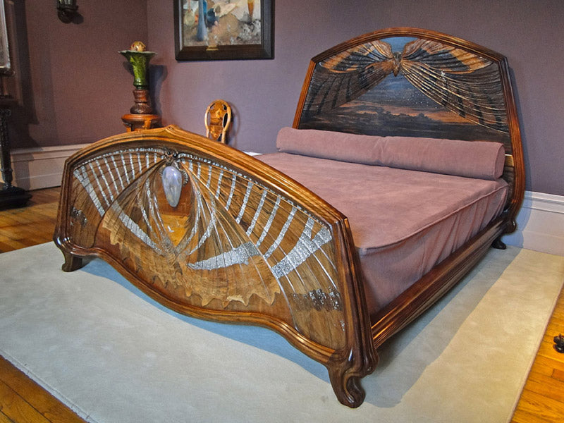 art nouveau design example