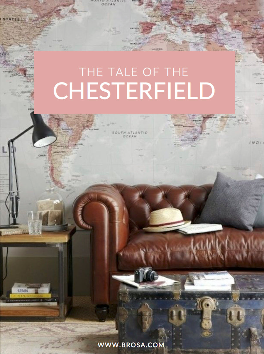 chesterfield history