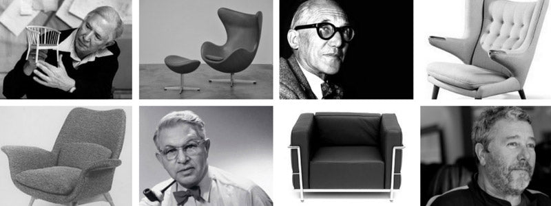 iconic furniture designers