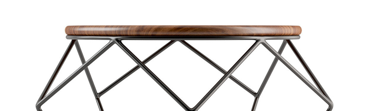 pentagon coffee table top geometrics