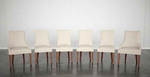 zoe chairs 4 x dining 2 by scoop back