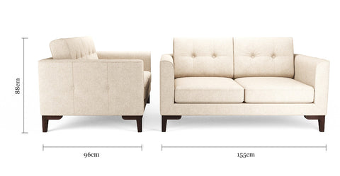 Gordon 2 Seater Sofa