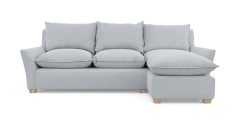 Charleston 3 Seater Ottoman Sofa