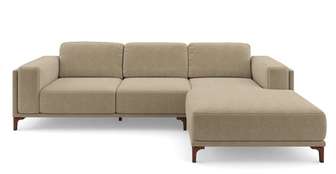 Denver 3 Seater Chaise Sofa