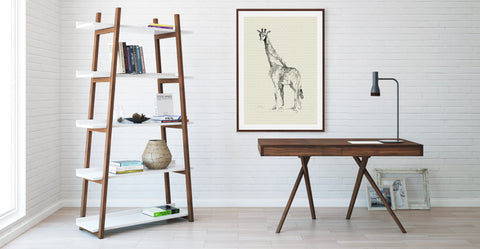 The Safari Print