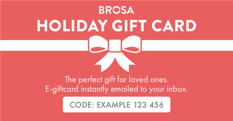 Brosa® Gift Card (Emailed Instantly)