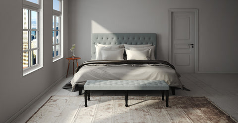 Emily Queen Size Bed Frame