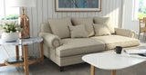 Mila 3 Seater Sofa