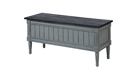 Rochefort Vintage Storage Bench