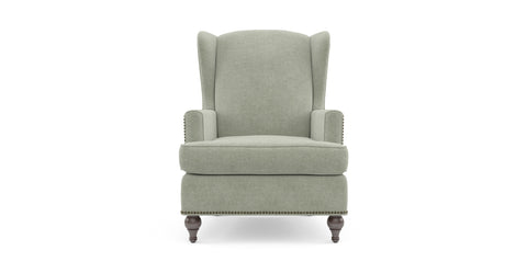 Charles Wing Back Armchair