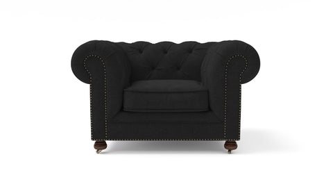 Camden Chesterfield Armchair
