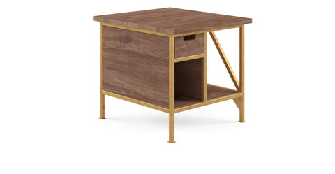 Augustine Bedside Table