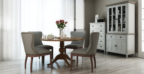 Bacchus Wingback Dining Chair