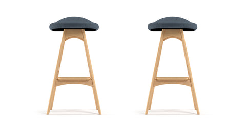 Kim Set of 2 Bar Stools