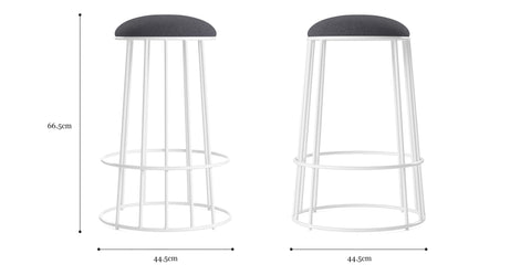 Nelle Bar Stool