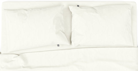 Brosa Essentials Cotton Rich Bed Linen Cream