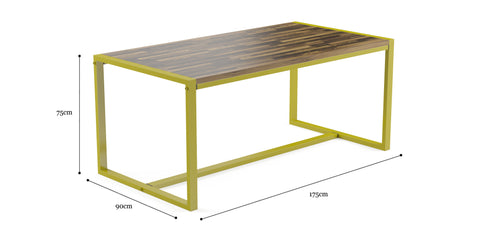 Cameron 175cm Dining Table