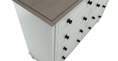 Enzo Wide Chest of Drawers