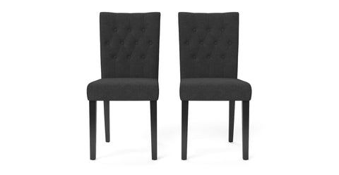 Chelsea Table, 2x Espen® Dining Chairs & 2x Espen® Scoop Dining Set