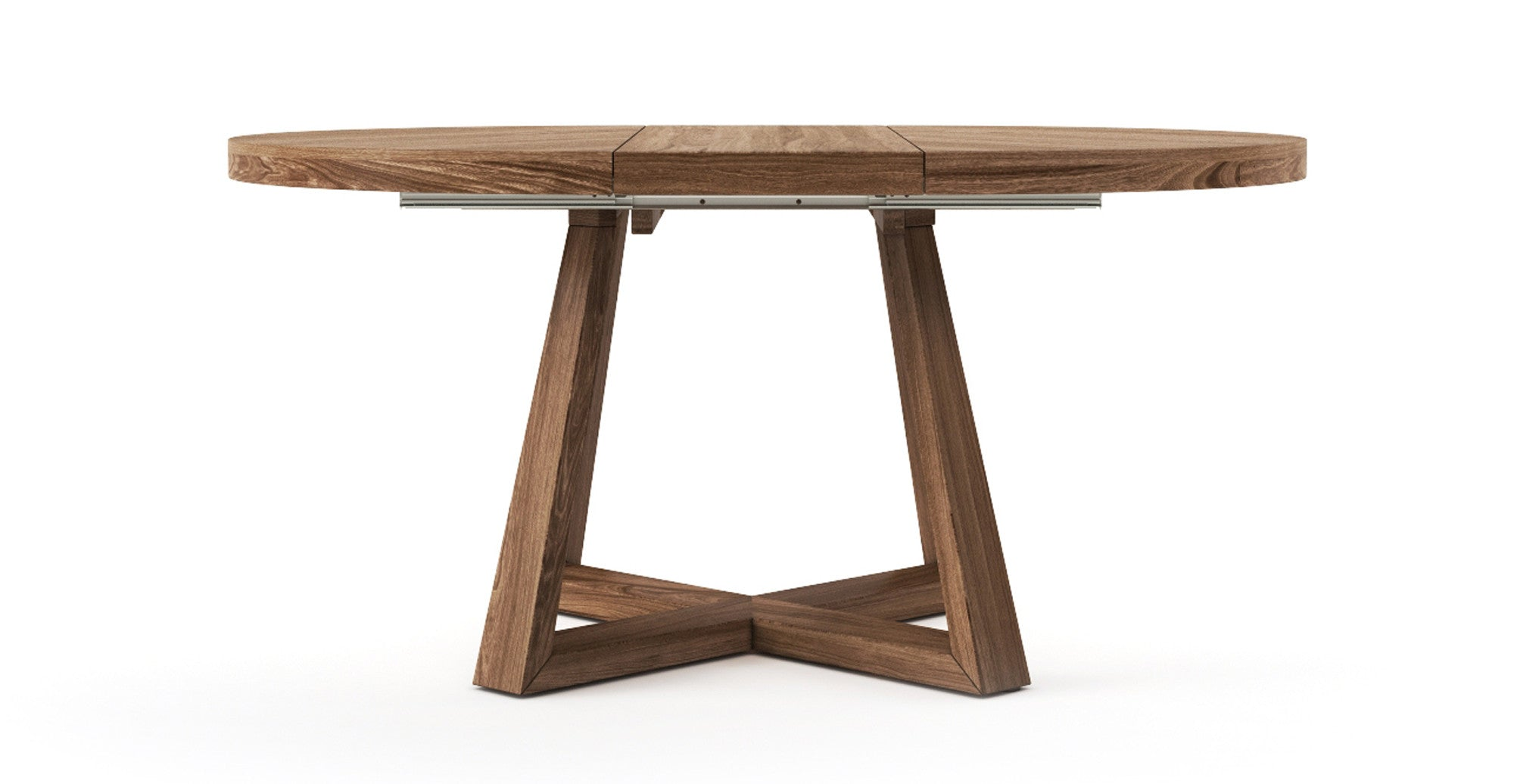 Parc extendable dining table for Extendable dining table