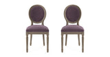 Louis 2 x Dining Chair