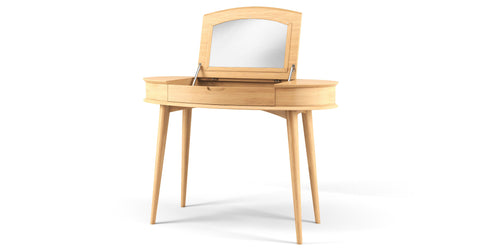 Ethan Dressing Table with Mirror