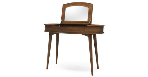 Ethan Dressing Table with Mirror and Stool Set