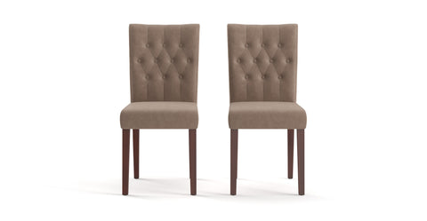 Espen® 2x Leather Dining Chair