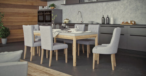 Espen 2 x Dining Chair