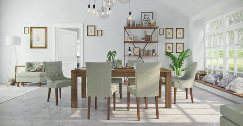 Espen Scoop Back Dining Chair