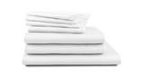 Brosa 100% Egyptian Cotton Bed Sheets with Quilt Cover Set