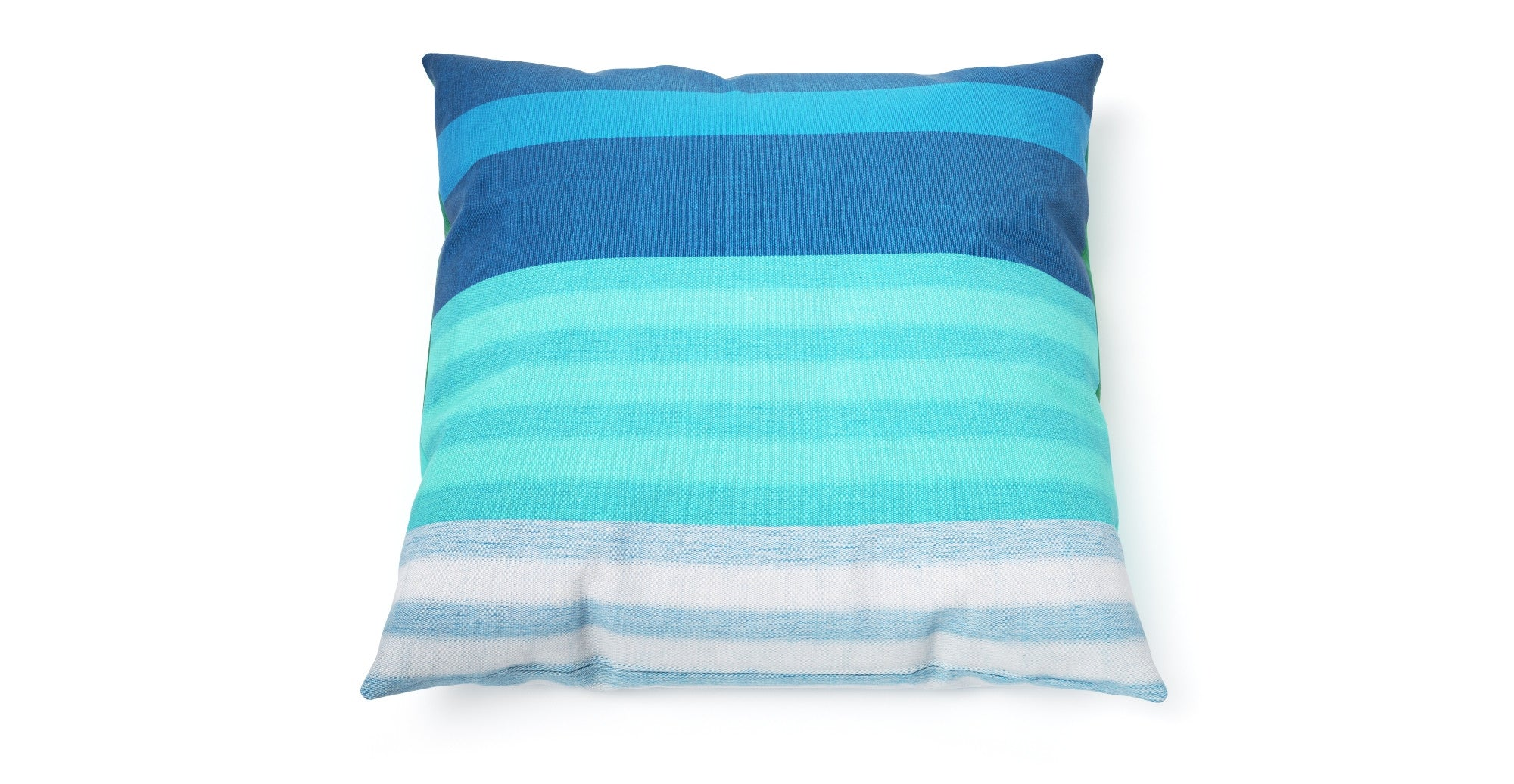 Spacecraft Handloom Aquamarine Cushion