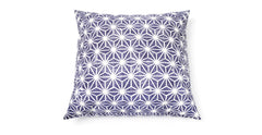 Spacecraft Japanese Hemp Indigo Cushion