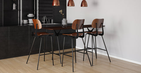 Kensal Set of 2 Bar Stools