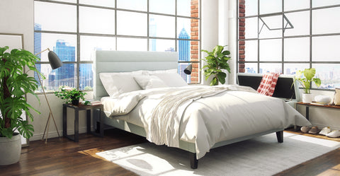 Eleanor King Size Bed Frame