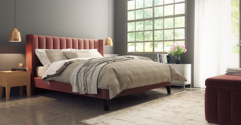 Isabella Queen Size Bed Frame