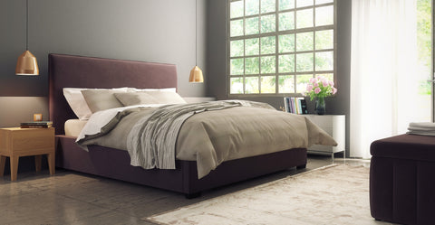 Sara Gas Lift Queen Size Bed Frame
