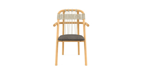 Palmer Lounge Chair with Arms