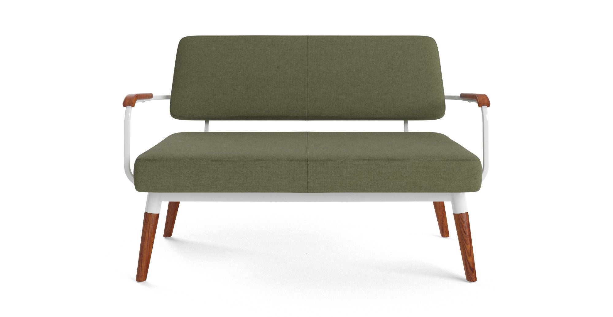 Lustig 2 seater sofa for Couch lustig