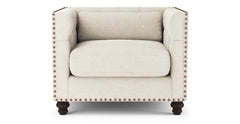 Madeline Chesterfield Armchair