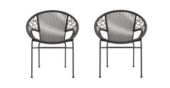 Majorca Outdoor 2x Accent Chair