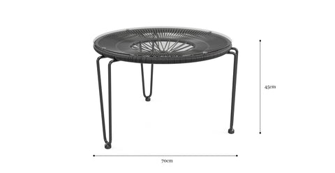 Muro Outdoor Coffee Table