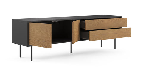 Prato Large Entertainment Unit