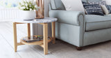 Robinson Coffee Table with Shelf