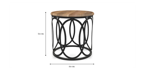 Tully Side Table