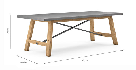Dover Dining Table