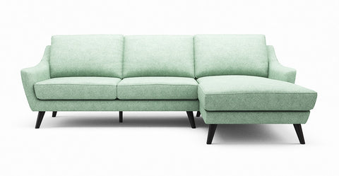 Evelyn 3 Seater Chaise Sofa