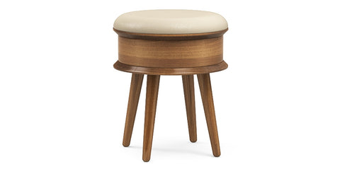 Ethan Stool with Seat Pad